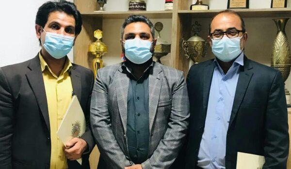 انتصاب رئیس و دبیر کمیته انضباطی هیئت والیبال استان بوشهر