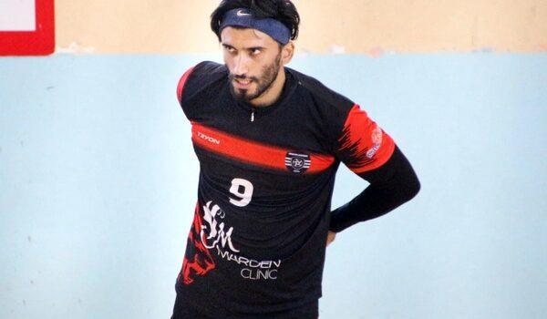 درخشش بازیکن بوشهری در لیگ دسته یک والیبال ترکیه